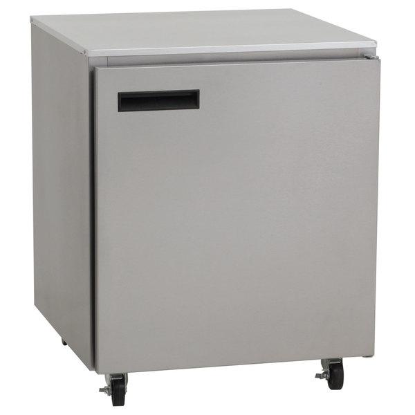 Delfield 406CAP 27 inch Undercounter Refrigerator