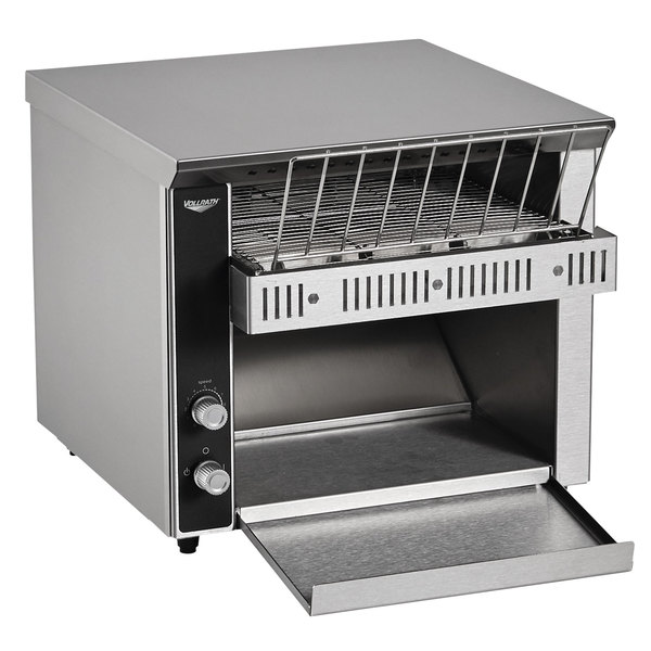 """Vollrath CT2-120350 JT1 Conveyor Toaster with 1 1/2"""" Opening - 120V, 1600W Main Image 1"""