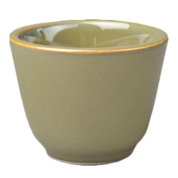 Homer Laughlin 1249030 Pesto® 4.5 oz. China Chinese Tea Cup - 36/Case
