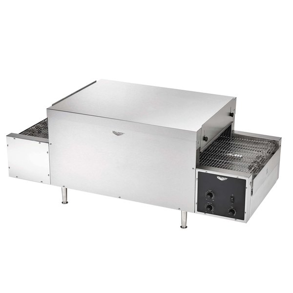 """Vollrath PO4-22018R-L JPO18 68"""" Ventless Countertop Conveyor Oven with 18"""" Wide Belt, Right to Left Operation - 6200W, 220V Main Image 1"""