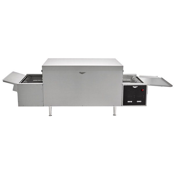 """Vollrath PO6-24018 MGD18 68"""" Ventless Countertop Conveyor Oven with 18"""" Wide Belt and Digital Controls - 6300W, 240V Main Image 1"""