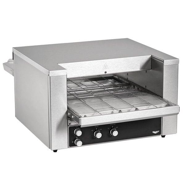 "Vollrath SO2-20814.5 JB3H 40"" Ventless Countertop Conveyor Oven with 14 1/2"" Wide Belt - 3600W, 208V Main Image 1"