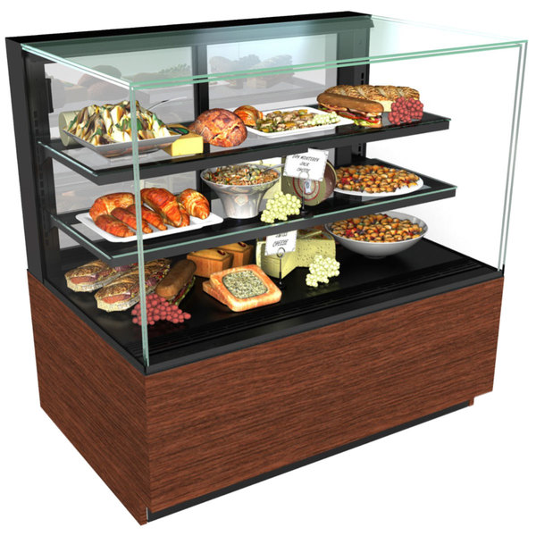 """Structural Concepts NR3647RSV 36"""" Refrigerated Bakery Display Case Main Image 1"""