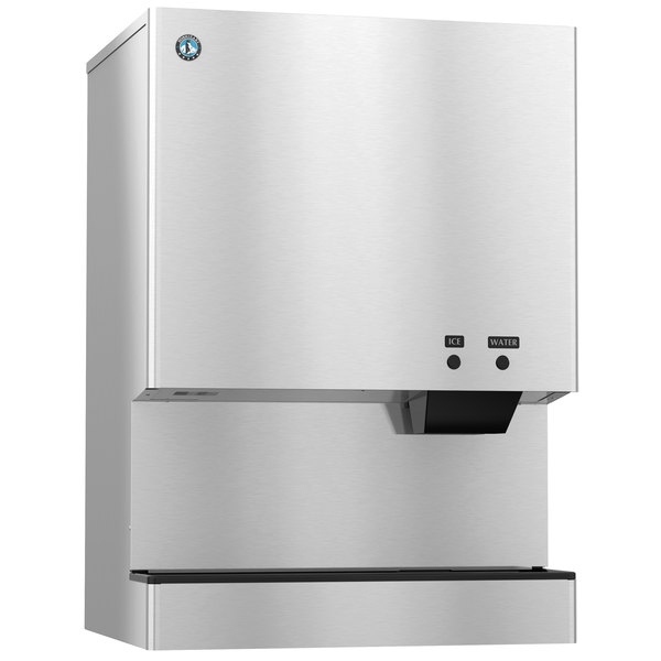 Hoshizaki DCM-751BWH Countertop Ice Maker and Water Dispenser - 80 lb. Storage Water Cooled