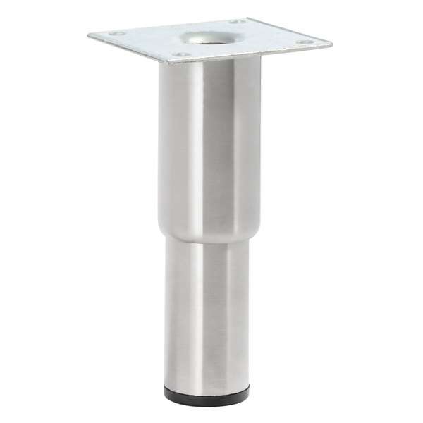 "Regency 5"" - 7"" Adjustable Stainless Steel Leg Main Image 1"