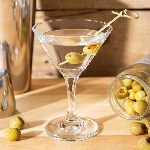 Libbey 3771 Embassy 5 oz. Martini Glass - 36/Case