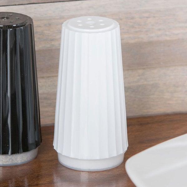 Prefilled Disposable Salt Shaker - 12/Pack