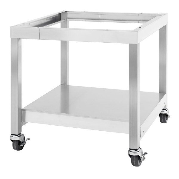 "Garland SS-CSD-15 Designer Series 15"" Mobile Equipment Stand Main Image 1"