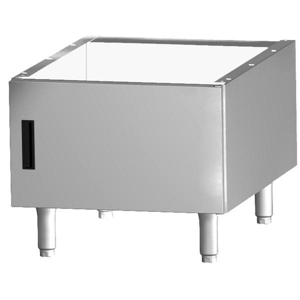 "Garland G24-BRL-CAB G Series 24"" Range Match Charbroiler Cabinet Main Image 1"