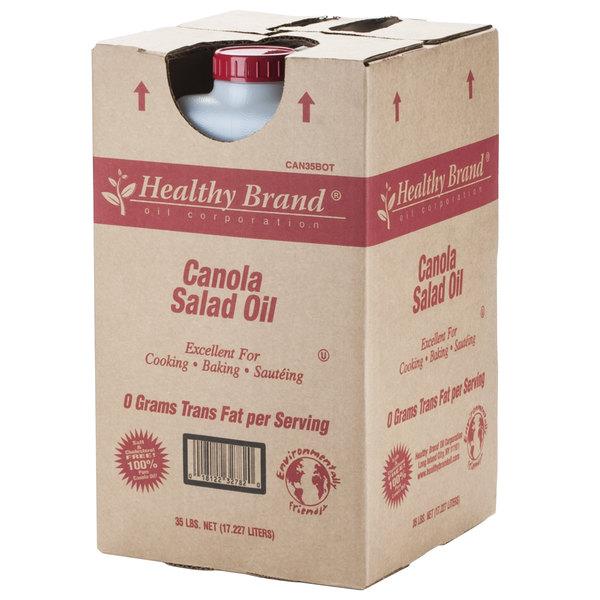 Canola Oil - 35 lb.