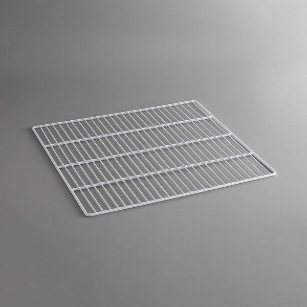 "Avantco 178SHELFPIC1 Coated Wire Shelf - 26 3/4"" x 24 7/16"" Main Image 1"