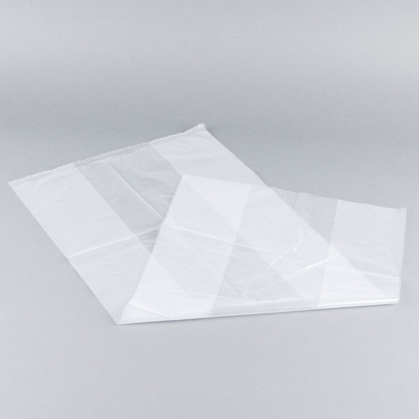 "Plastic Food Bag 15"" x 9"" x 32"" - 500/Box"