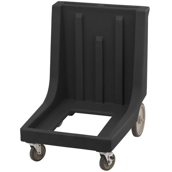 Cambro CD1826MTCHB110 Black Camdolly for Cambro 1826MTC Tray and Sheet Pan Camcarrier Main Image 1