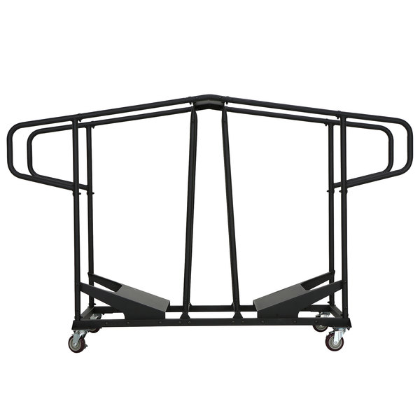 Lifetime 80525 Black Folding Chair Cart