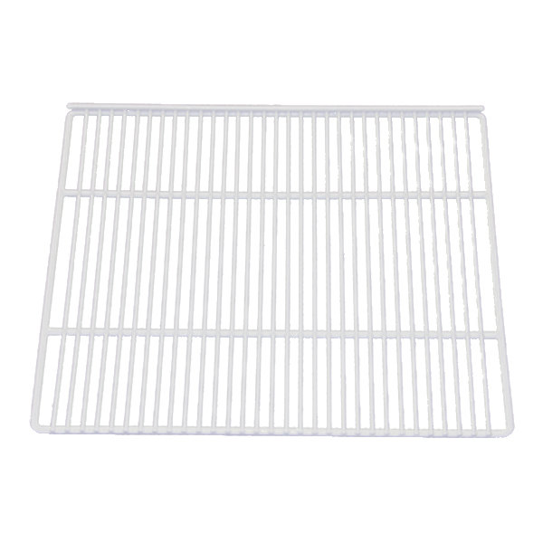 "True 909460 White Coated Wire Shelf - 20 13/16"" x 17"" Main Image 1"
