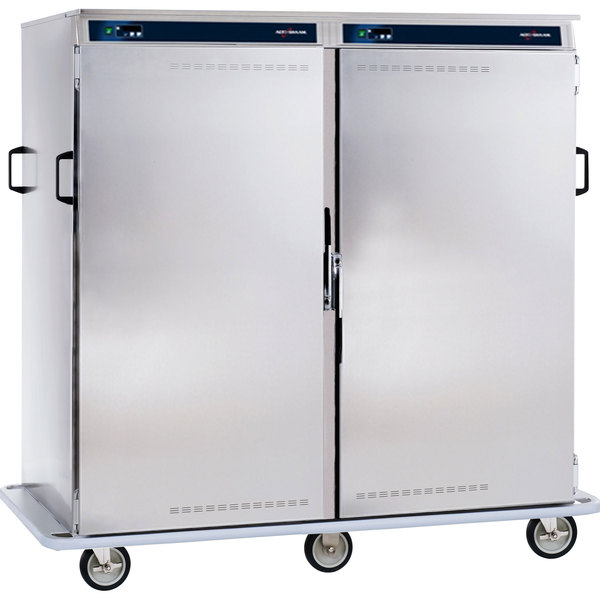 Alto-Shaam 1000-BQ2/192 192 Plate Heated Banquet Cabinet - 120V