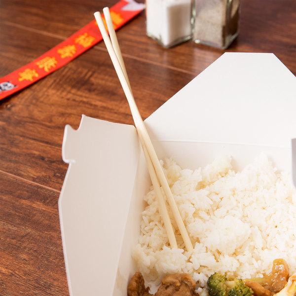 Bamboo Chopsticks - 1000/Case
