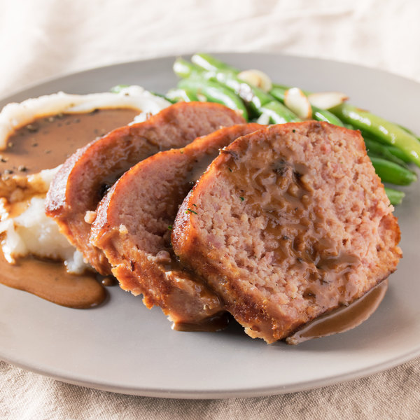 Gene Wenger 1.5 lb. Small Ham Loaf - 12/Case Main Image 5