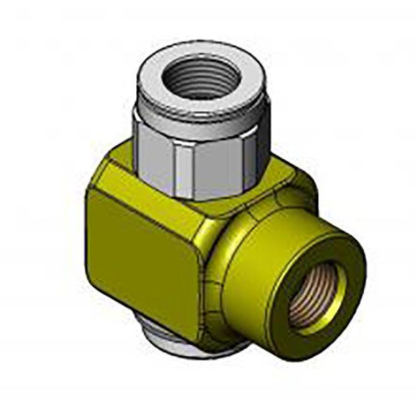 """T&S 019561-45 3/8"""" NPT x 50' Hose Reel Swivel Kit Main Image 1"""
