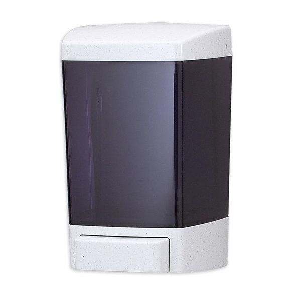 San Jamar SF30TBK 30 oz. Bulk Foaming Soap Dispenser - Black Pearl