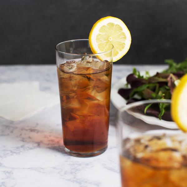 Libbey 51 Straight Sided 12.5 oz. Iced Tea Glass - 72/Case