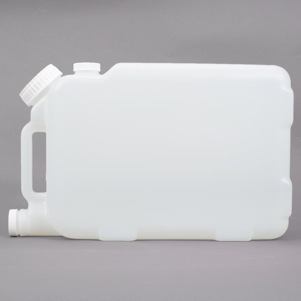 2.5 Gallon E-Z Fill Plastic Dispensing Container (IMP 7572)