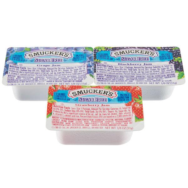 Smucker's Sugar Free Grape, Strawberry
