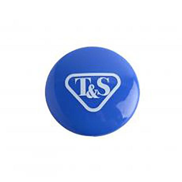 T&S 018506-19NS Blue Index Button Main Image 1