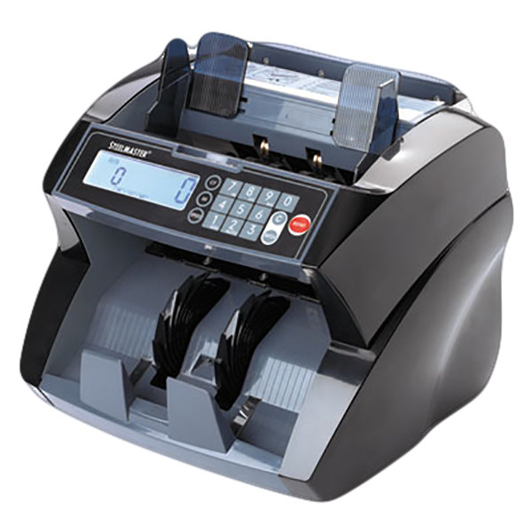 Steelmaster 2004850C8 4820 U.S. Bill Counter with Counterfeit Detection