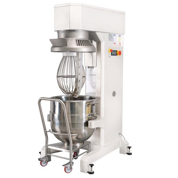 Doyon BTL120 120 Qt. Commercial Planetary Floor Mixer - 208/240V, 3 phase; 5 1/3 hp Main Image 1