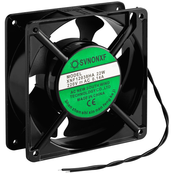 Avantco PSLA82 Radiator Fan for SL612A and SL713A Main Image 1
