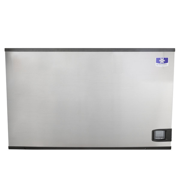 "Manitowoc IDT1500A Indigo NXT 48"" Air Cooled Cube Ice Machine - 208-230V, 1 Phase, 1800 lb."