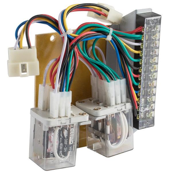 Avantco PSLA81 Relay for SL612A, SL713MAN, and SL713A Main Image 1