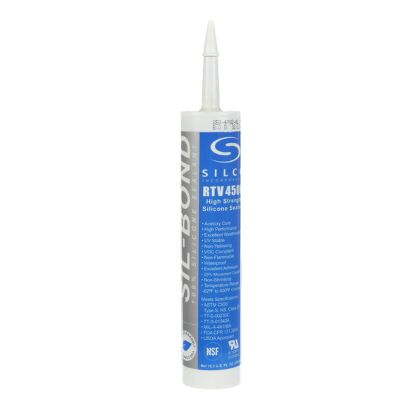 CaptiveAire 104778 Silicone Sealent (Tube)