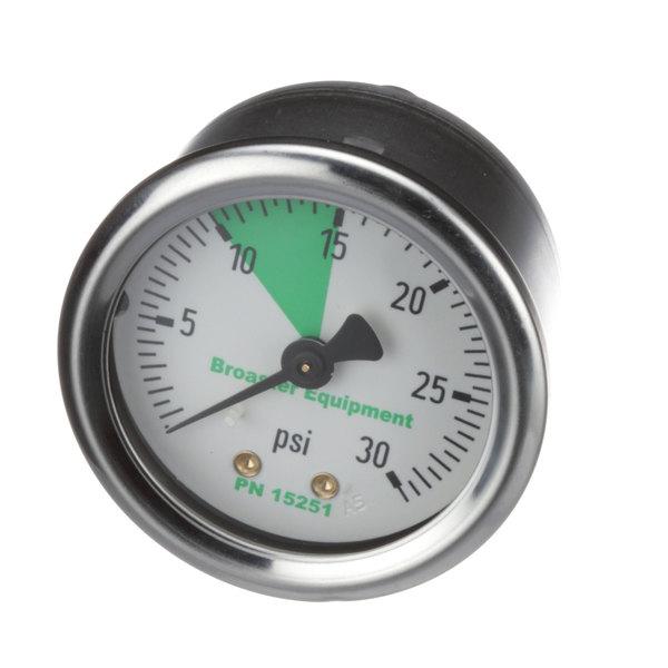 Broaster 15251 Pressure Gauge Main Image 1