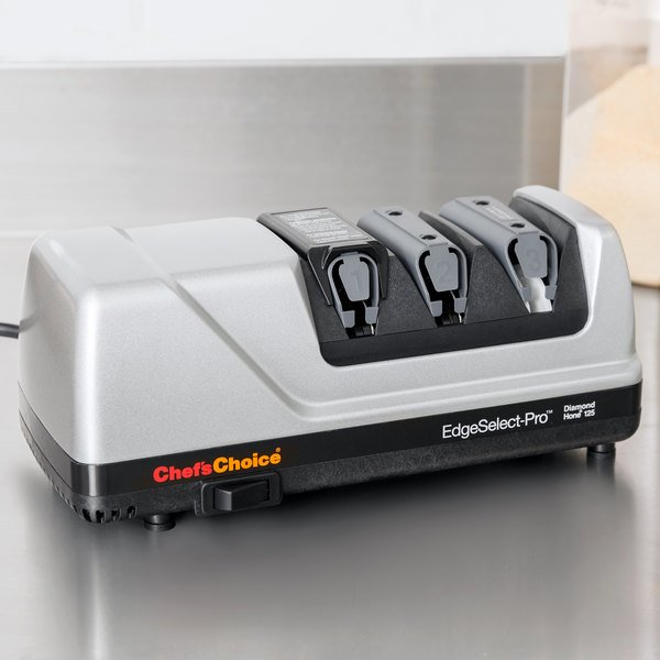 Edgecraft Chefs Choice 125 3 Stage Professional Electric Knife