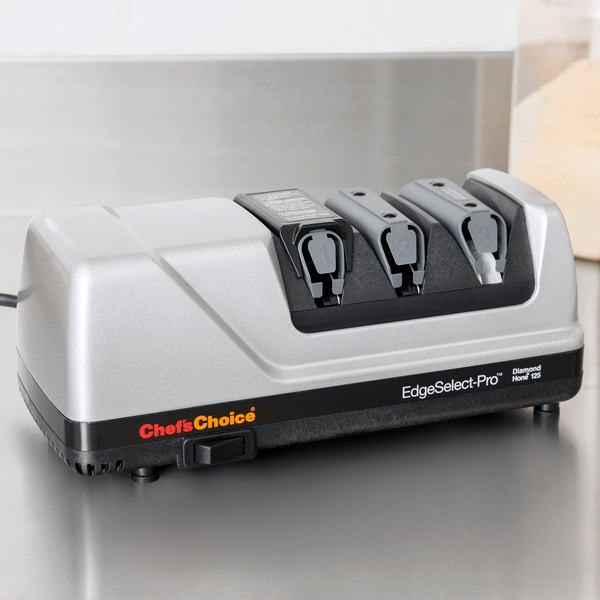 Edgecraft Chef's Choice 125 3 Stage Professional Electric Knife Sharpener Main Image 9