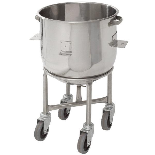 Doyon BTF060D 60 Qt. Floor Mixer Bowl Dolly Main Image 1