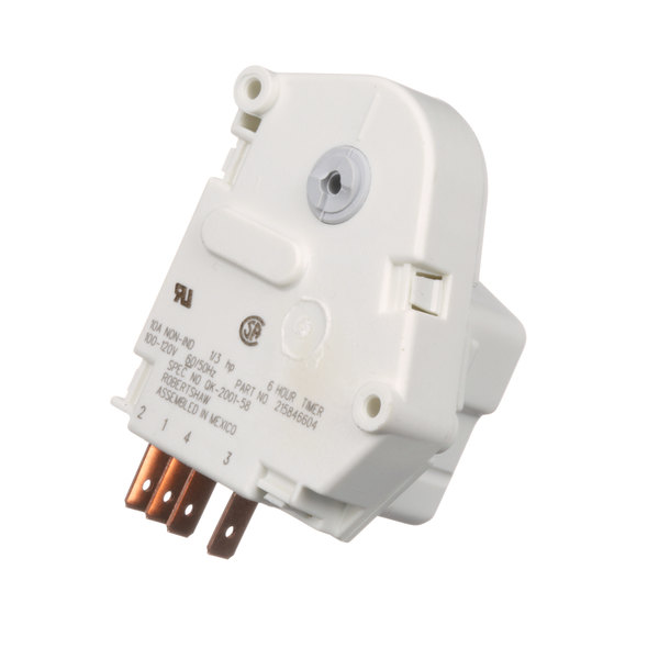 Frigidaire Commercial 215846604 Defrost Timer Main Image 1