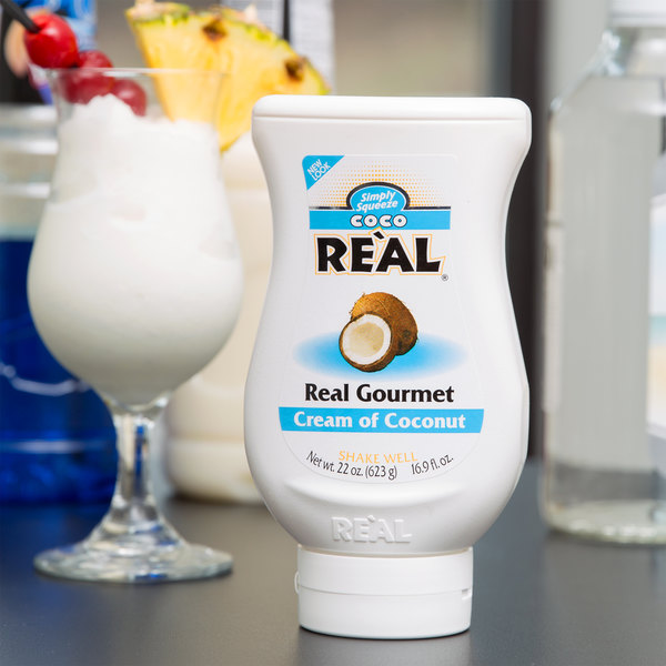 Coco Real 16.9 fl. oz. Cream of Coconut