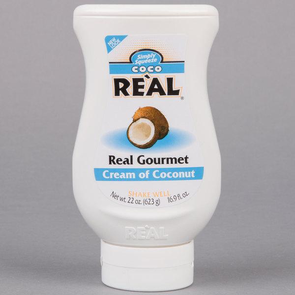 Coco Real 22 oz. Cream of Coconut