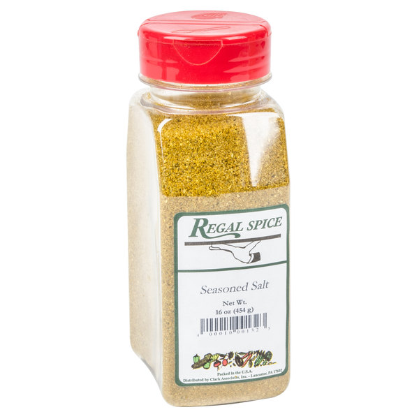 Regal Seasoned Salt - 16 oz.