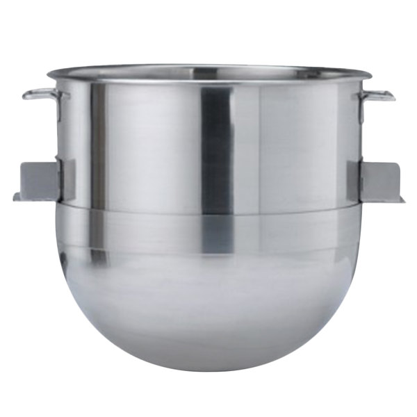 Doyon BTF060AB 40 Qt. Stainless Steel Mixer Bowl Main Image 1