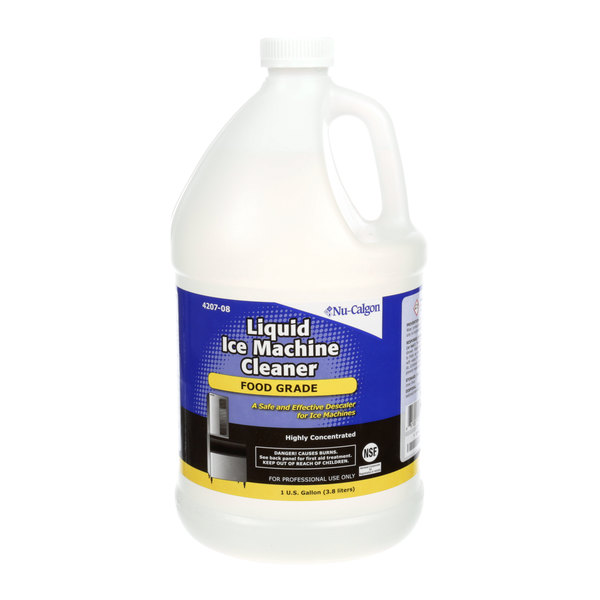 Calgon 4207-08 Ice Machine Cleaner-Clr (Gln)