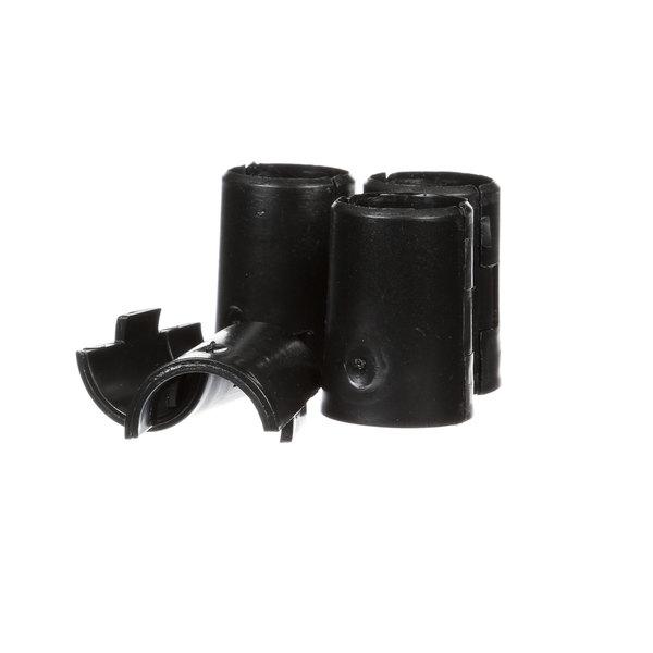 Metro 9985 Super Black Split Sleeves (4/Pk)