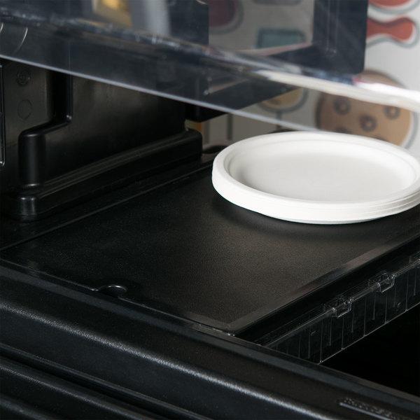 Cambro VBRWC110 Black Versa Well Cover Main Image 8