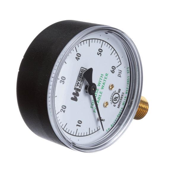 American Dish Service 299-1003 Pressure Gauge Main Image 1