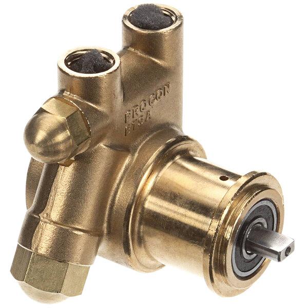 McCann's 16-0148 Pump Brass Rotary Vane 100 Gph Main Image 1