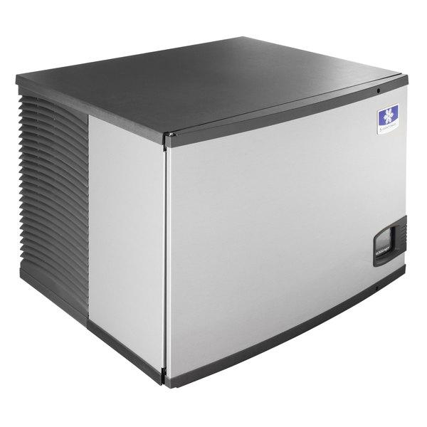 Manitowoc IY-0505W Indigo Series 30 inch Water Cooled Half Size Cube Ice Machine - 120V, 550 lb.