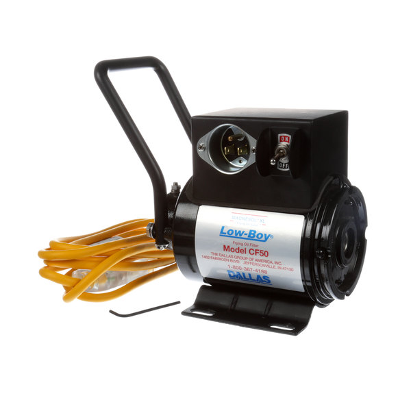 The Dallas Group 850851 Motor D/C For Cf50
